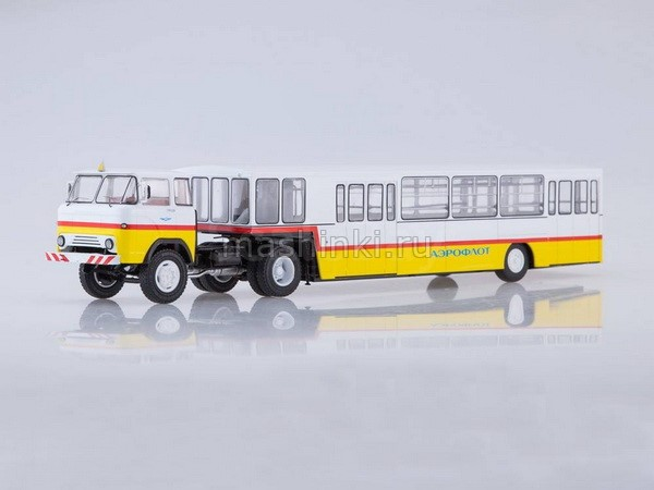 SSM7048 14+ SSM (START SCALE MODELS) SSM 1/43 КАЗ-608 с п/п АППА-4 Аэрофлот