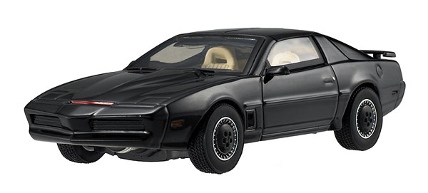 X5492 MATTEL HOT WHEELS ELITE KITT The Knightrider