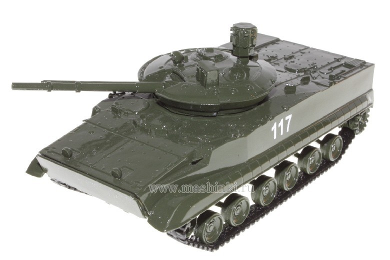*(42) SMM (SCALE MODEL MAZ) БМП-3