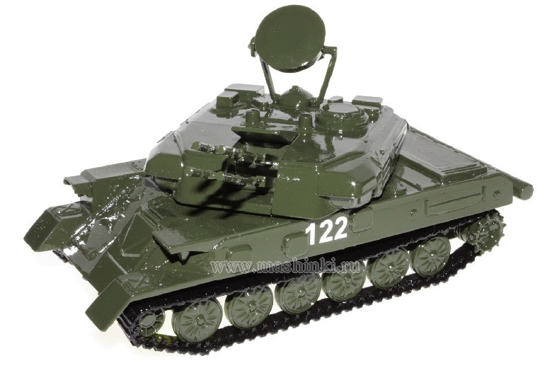 *(46) SMM (SCALE MODEL MAZ) ЗСУ-23-4 ШИЛКА