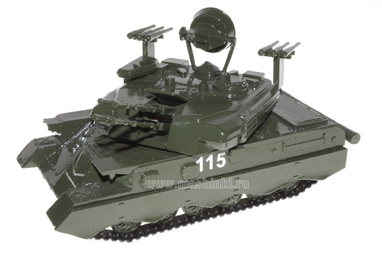 *(47) SMM (SCALE MODEL MAZ) ЗСУ-23-4М ШИЛКА