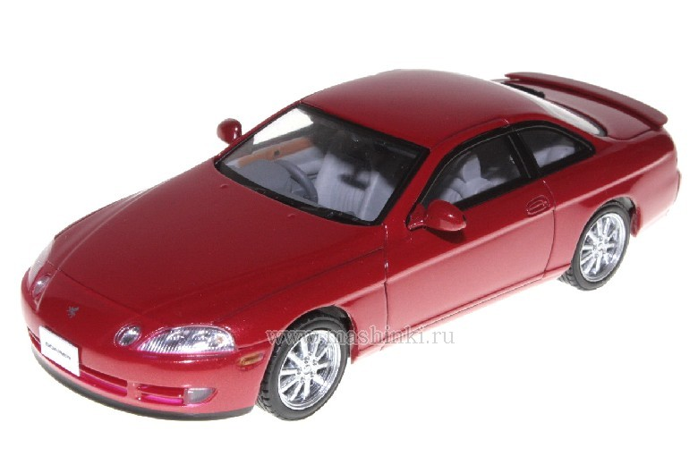03351R KYOSHO TOYOTA Soarer Z30 2.5GT Twin turbo (red)