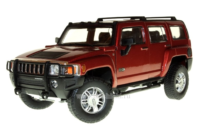 126 CARARAMA Hummer H3 Available in July