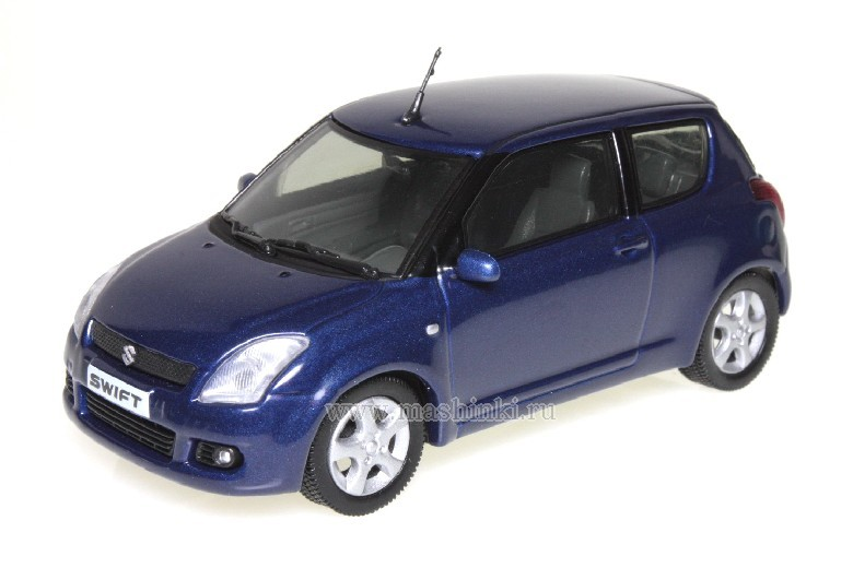 14011 RIETZE 14011 Suzuki Swift 2006 Cat's Eye Blue Metallic 14011