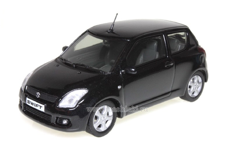 14012 RIETZE 14012 Suzuki Swift 2006 Cosmic Black Pearl Metall 14012
