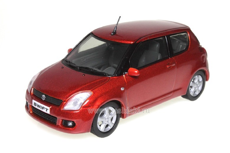 14013 RIETZE 14013 Suzuki Swift 2006 Garnet Orange Metallic 14013