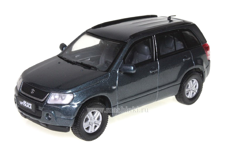 14051 RIETZE Suzuki Grand Vitara 2006 blue metallic