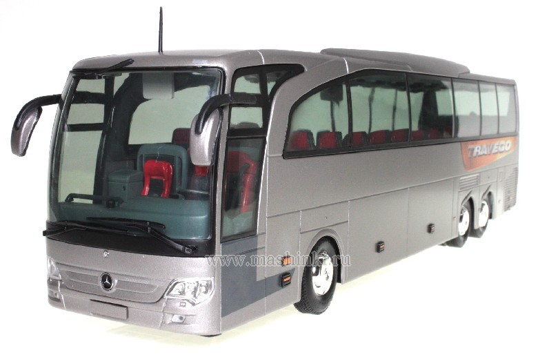 14100 RIETZE 14100 Mercedes Benz Travego M, Автобус 2006 Silver 14100