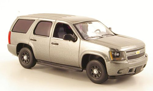 175715 FIRST RESPONSE Chevrolet Tahoe PPV - Grey 2011