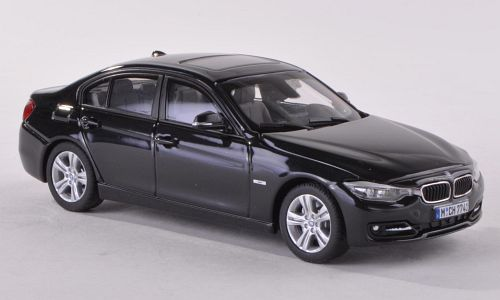 187580 PARAGON MODELS BMW 3d (F30) - Black