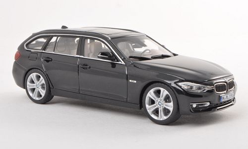 187588 PARAGON MODELS BMW 3er (F31) Touring - Black 2012