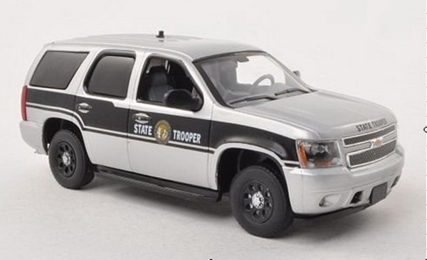194458 FIRST RESPONSE Chevrolet Tahoe North Carolina Highway Patrol Police USА 2011