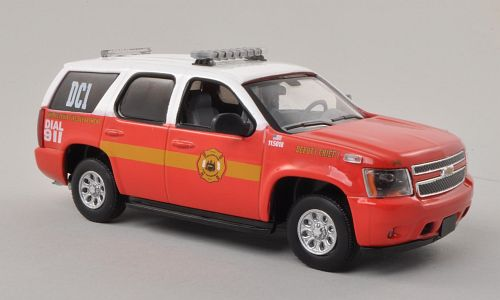194459 FIRST RESPONSE Chevrolet Tahoe Philadelphia Fire Department (пожарный). 2012