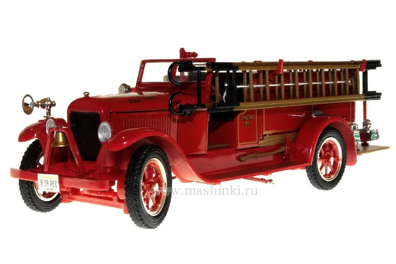 32308 SIGNATURE MODELS 1928 REO FIRE TRUCK (red)