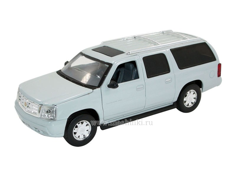 32343 SIGNATURE MODELS 2004 CADILLAC ESCALADE ESV (white)