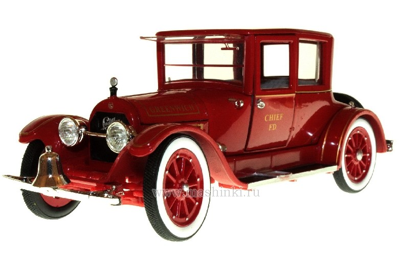 32368 SIGNATURE MODELS 1918 FIRE CHIEF SPRINGFIELD (red)