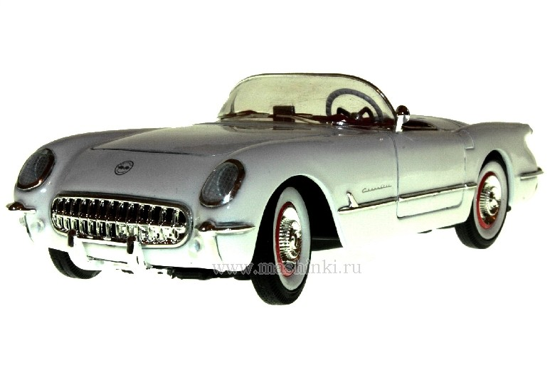32429 SIGNATURE MODELS 1953 CORVETTE (white)