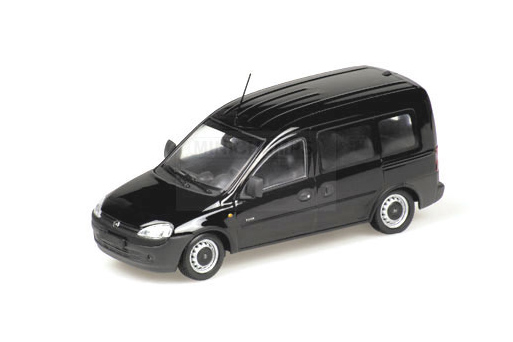 400042001 MINICHAMPS OPEL COMBO TOUR-2002-BLACK
