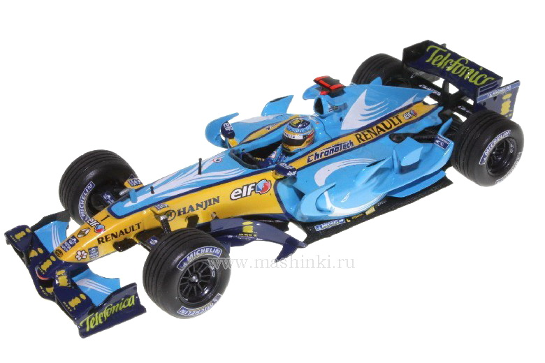 400060201 MINICHAMPS RENAULT F1 TEAM R26 F.ALONSO