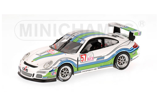 400086757 MINICHAMPS PORSCHE 911 GT3 CUP - TEAM SNOW RACING