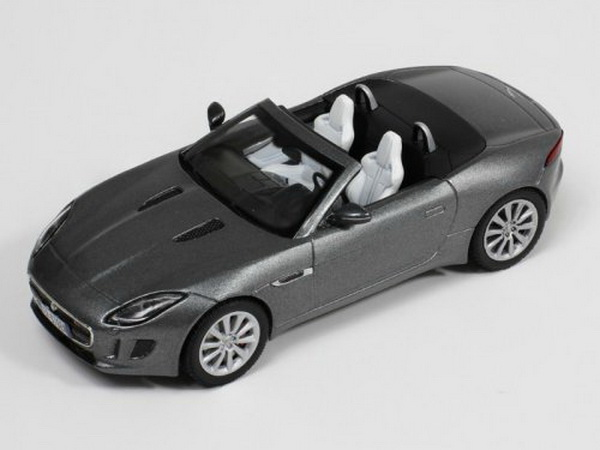 43013 TRIPLE 9 COLLECTION Jaguar F-Type V6 S - lunar grey2013