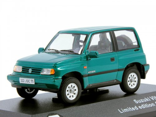 43017 TRIPLE 9 COLLECTION Suzuki Vitara 4х4 - green1992