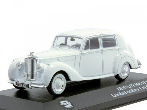 43033 TRIPLE 9 COLLECTION BENTLEY MK VI 1950 белый