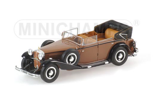 436039406 MINICHAMPS 436039406 MAYBACH ZEPPELIN 436039406