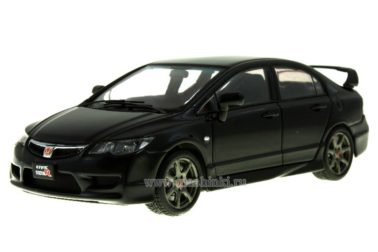 44294 EBBRO HONDA CIVIC TYPE-R 2007 (black)