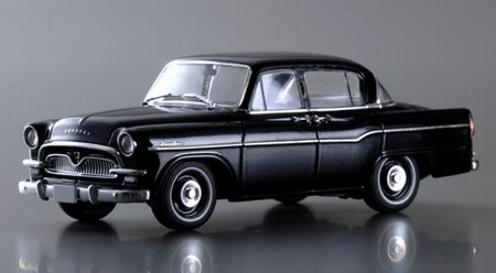 44350 EBBRO Toyopet Crown DX RS21 - black 1958