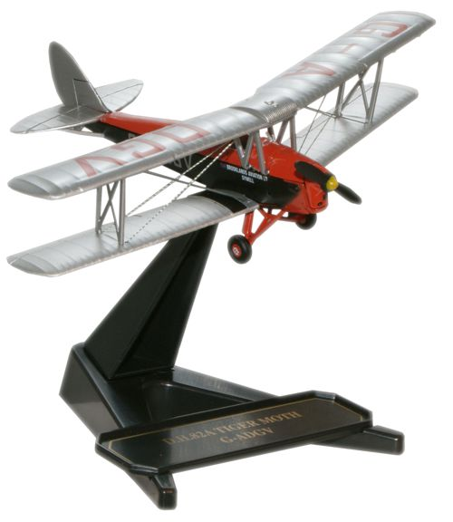 72TM002 OXFORD DH-82A «Tiger Moth» Brooklands Aviation1931-1:72
