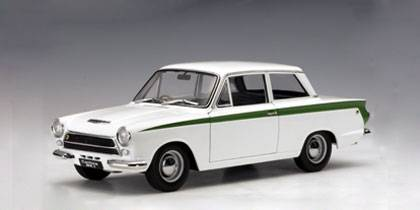 75331 AUTO ART LOTUS CORTINA MKI