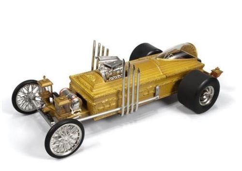 AMM953 ERTL The Munsters Grandpa's Drag-u-la-1964