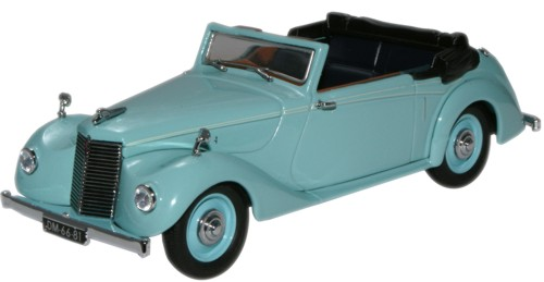 ASH003 OXFORD ARMSTRONG SIDDELEY HURRICANE 1945 (light blue)