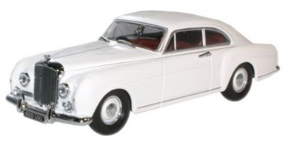 BCF003 OXFORD BENTLEY S1 CONTINENTAL FASTBACK 1956 (olympic white)