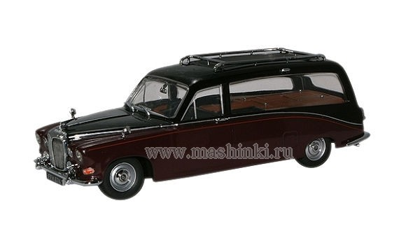 DS007 OXFORD DAIMLER DS420 Hearse катафалк 1971