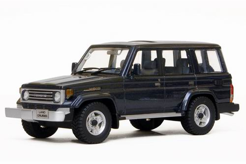 HS051BL HI-STORY TOYOTA LAND CRUISER 70 5doors 1990 (metal blue)