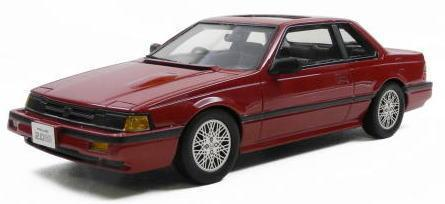 HS064RE HI-STORY HONDA Prelude 2.0Si 1985 Red