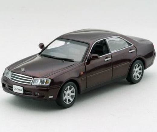 JC02005RD J-COLLECTION JC02005RD NISSAN GLORIA ULTIMA-Z (ROSE RED) JC02005RD
