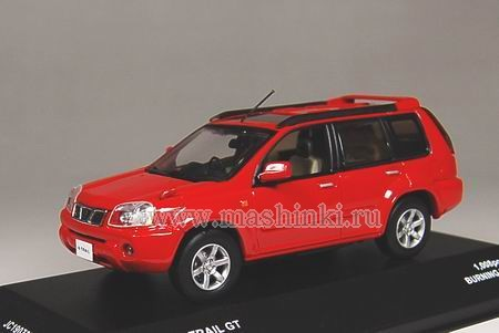 JC19073BR J-COLLECTION NISSAN X-TRAIL GT 2005 (burning red)