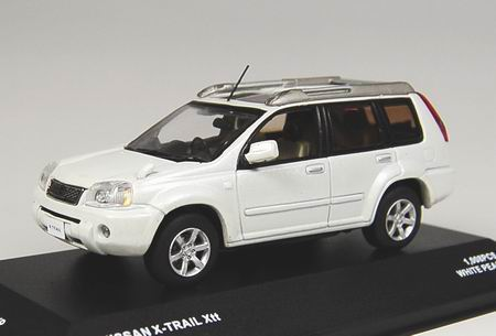 JC19074WP J-COLLECTION NISSAN X-TRAIL GT 2005 (white pearl)