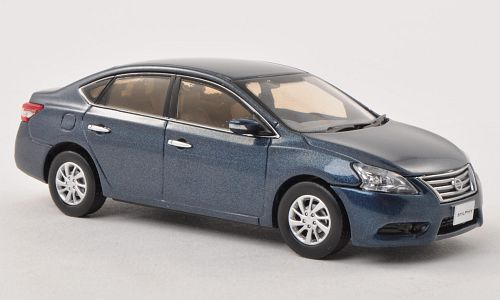 JC254 J-COLLECTION Nissan SYLPHY (L12F) - Steel Blue2013
