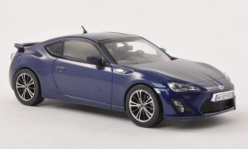 JC294 J-COLLECTION TOYOTA GT86 - Galaxy Blue2013