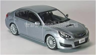 JCP70001S J-COLLECTION SUBARU LEGACY B4 2,5GT S-Pack 2011 (silver)