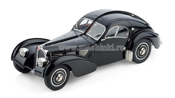 M-083 CMC BUGATTI TYPE 57SC ATLANTIC 1938 (black)