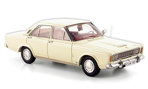 NEO44350 NEO FORD P7A 20M (Седан 4двери) 1968 White