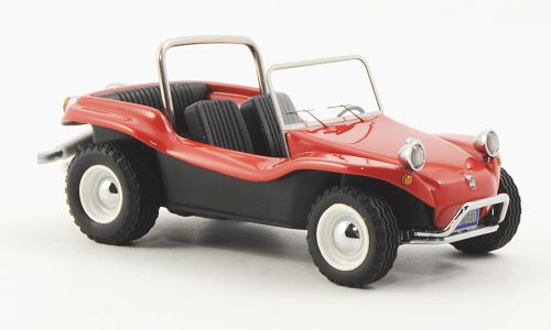NEO44475 NEO VW Dune Buggy Meyers Manx 1970 Red
