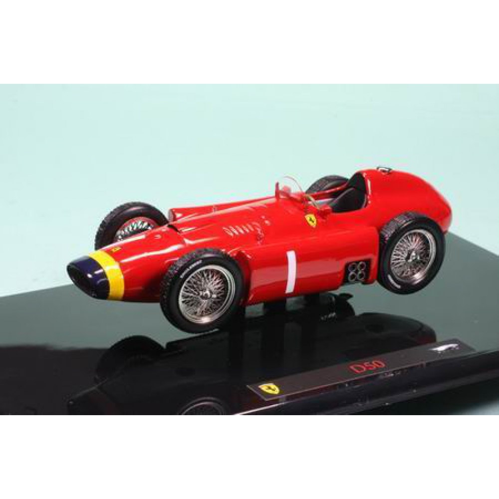 P9947 MATTEL HOT WHEELS Ferrari D50 Fangio