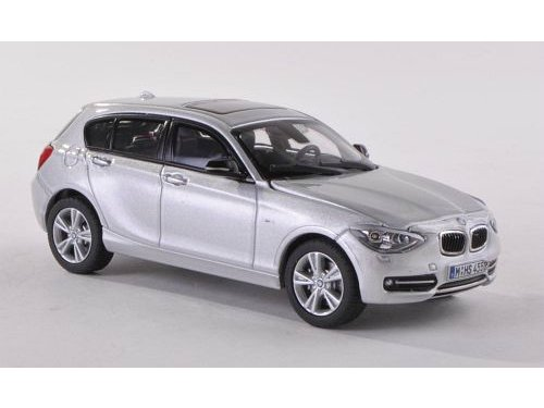 PA-91005 PARAGON MODELS BMW 1-series (F20) 2012 Silver