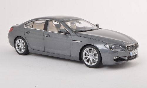 PA-97031 PARAGON MODELS BMW 6 Series Gran Coupe Space Grey